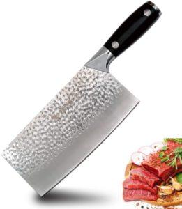 Cuchillo de chef chino resistente