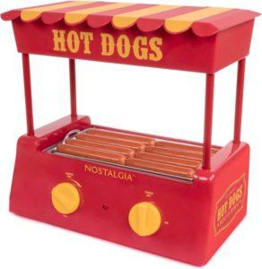 Calentador de perros calientes 8 tamaño normal