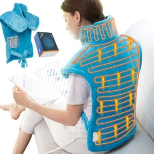 Almohadilla térmica eléctrica SUPA MODERN para cuello