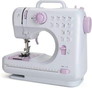 Máquina de coser portátil Aonesy