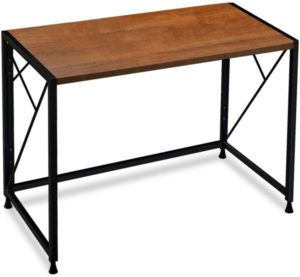 Comhoma mesa para ordenador de escritura Mesa plegable de oficina
