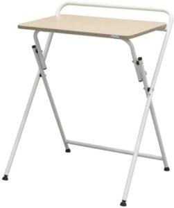 mesa plegable moderno para espacios reducidos