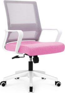 Silla de escritorio ergonómica de malla
