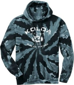 Sudaderas Koloa Surf Graphic Tie-Dye para Hombre