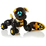 WowWee Chippies Robot Toy Dog - Chippo (Negro)