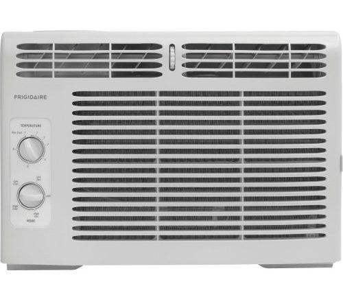 Frigidaire FFRA0511R1 5, 000 BTU 115V Mini aire acondicionado compacto montado en ventana