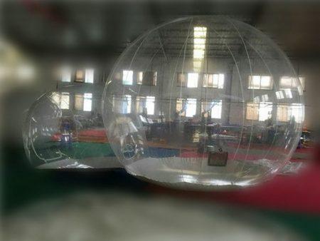 Welljun Stargaze Tienda de campaña inflable con burbujas de un solo túnel para exteriores