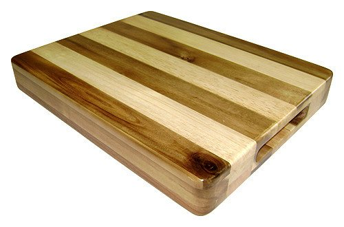 Mountain-Woods-15-by-12-Inch-Butcher-Block-Cutting-Table