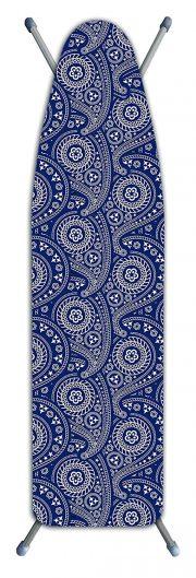 Soluciones de lavandería con Westex Deluxe Paisley Board Cover Tapón de hierro grueso