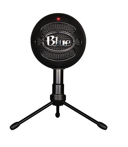 Micrófono de condensador de bola de nieve azul ICE, cardioide