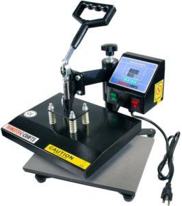 máquina de serigrafía