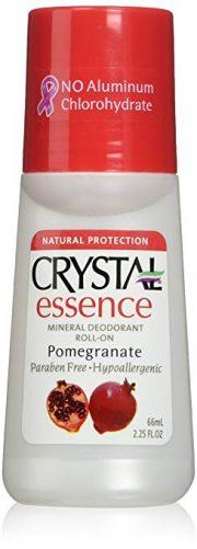 Rollo de núcleo de desodorante de cristal