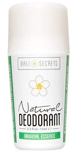 Desodorante natural Bali Secrets - Orgánico y vegano