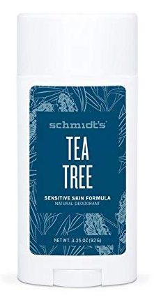 Desodorante natural Schmidt para pieles sensibles