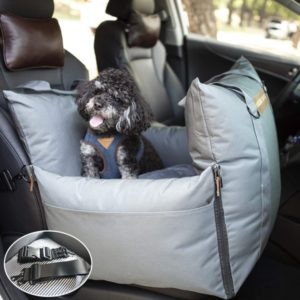 Asiento de coche para perros