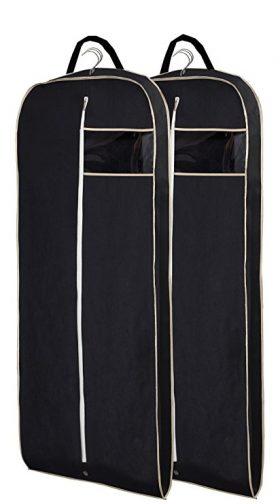 Paquete de ropa negra Traje Vestido 54 Misslo Transpirable 54