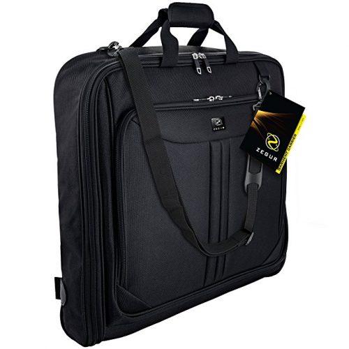 ZEGUR Suit Maleta de mano para viajes y viajes de negocios