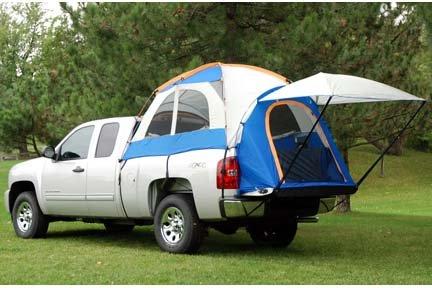Tienda de campaña Sportz III para camiones con caja estándar de tamaño completo