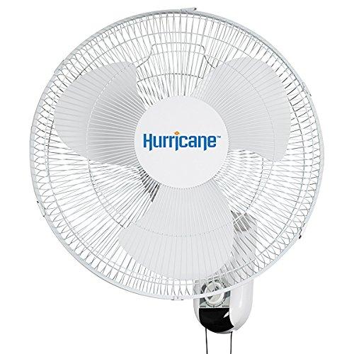 Montaje del ventilador Hurricane - 16 Inse