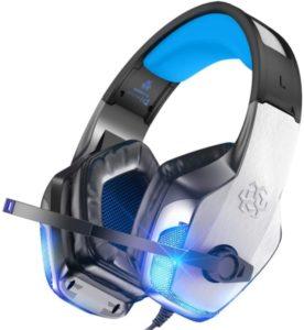 Auriculares para juegos con cancelación de ruido