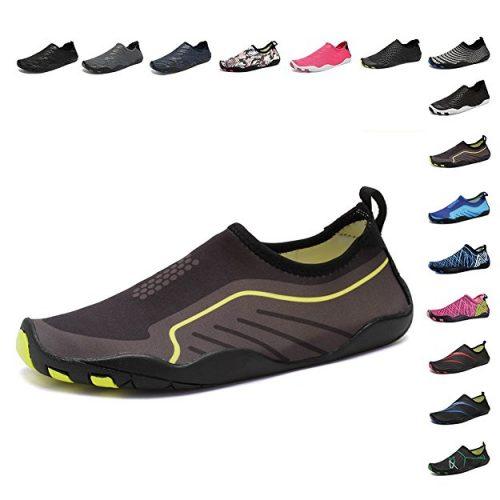 CIOR Zapatos de agua Hombre Mujer Zapatos de aguamarina Zapatos de baño de secado rápido Descalzo