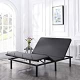 Classic Brands Base de cama articulada Affordamatic Comfort 2.0 articulada, Twin XL, Negro