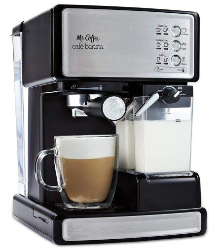 Fabricante de máquinas y máquinas de café expreso Barista-Cappuccino Cappuccino