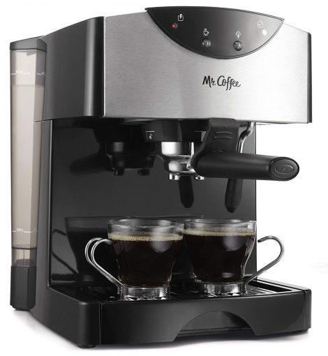 Sistema automático de café expreso / capuchino