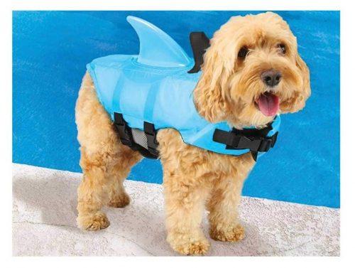Swimways Sea Squirts Chaleco Life Dog