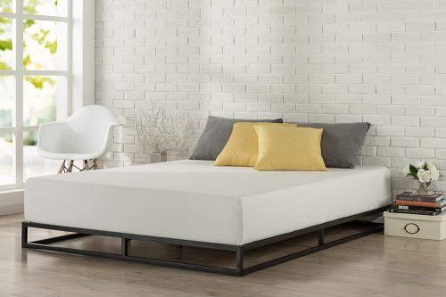 Marco de cama de perfil bajo Platforma Modern Studio de 6 pulgadas Zinus