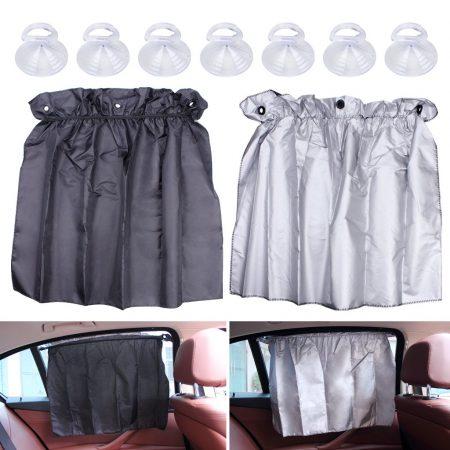 Cortina de ventana lateral de coche