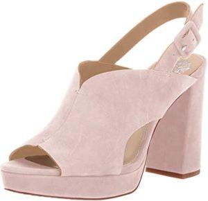 zapatos de plataforma con tacón
