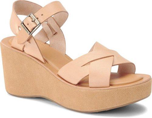 Zapatos con plataforma Ava Kork-Ease para mujer