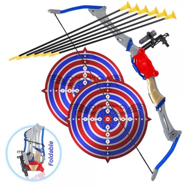 # 9 Juego de juguete y flecha para niños