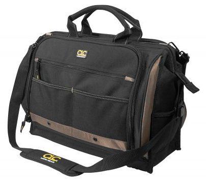 CLC Custom LeatherCraft 1539 Bolsas de herramientas de bolsillo-Herramientas de bolsillo para electricistas