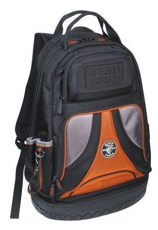 Klein Tools 55421BP-14 Tradesman Pro Organizador Bolsas de herramientas Mochila-Electricista-Bolsas de herramientas