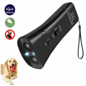 repelente de perros por ultrasonidos
