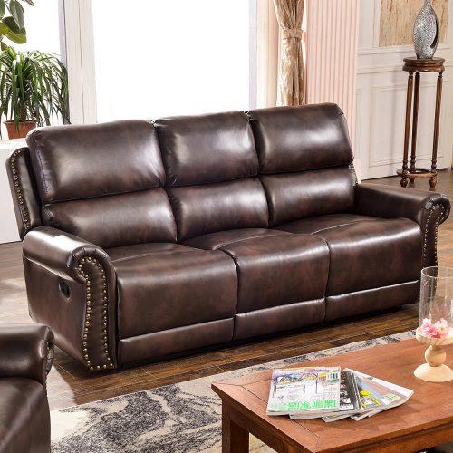 Harper & Bright Designs Set Divisiones de sofá reclinable