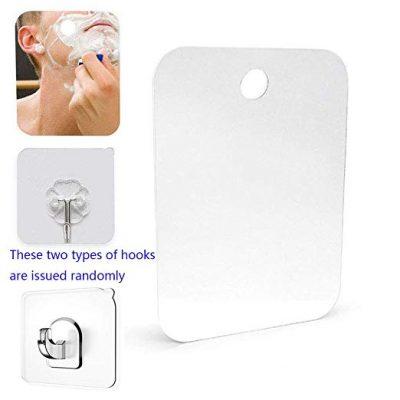 XogYo-Large Espejo de ducha sin vaho