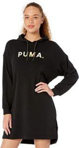 Vestido estilo camiseta Puma
