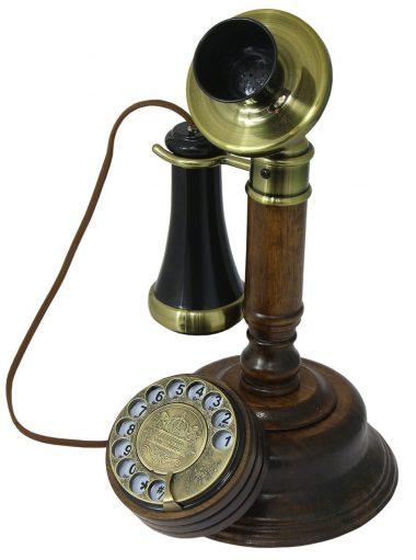 CABLE OPIS 1921 - MODELO C - teléfono antiguo - Teléfonos realistas