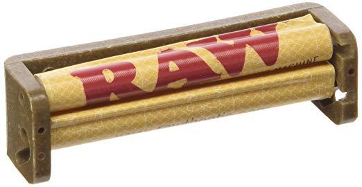 Máquina de liar cigarrillos de plástico de cáñamo RAW 79 mm 1 1/4