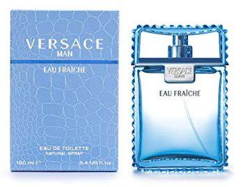Versace Man Eau Fraiche Le Gianni Versace para hombres Edt Spray 3.4 Fl. Onz