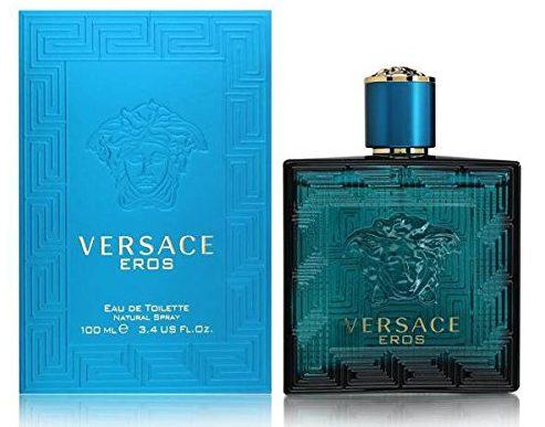 Versace Eros Eau de Toilette Spray para hombre