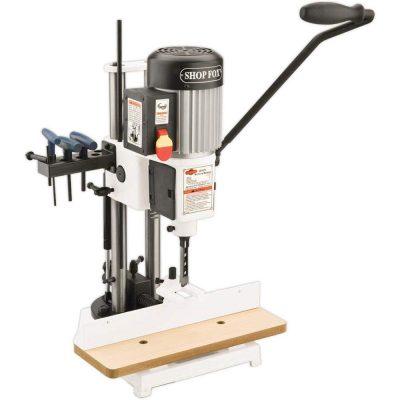 Máquina mortajadora de servicio pesado Fox Shop W1671 de 3/4 HP