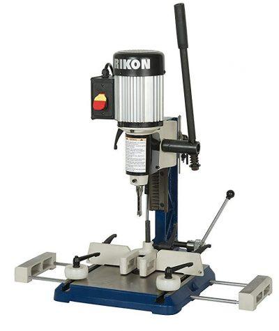 RIKON Power Tools 34-255 Banco superior de mortaja con extensión de mesa