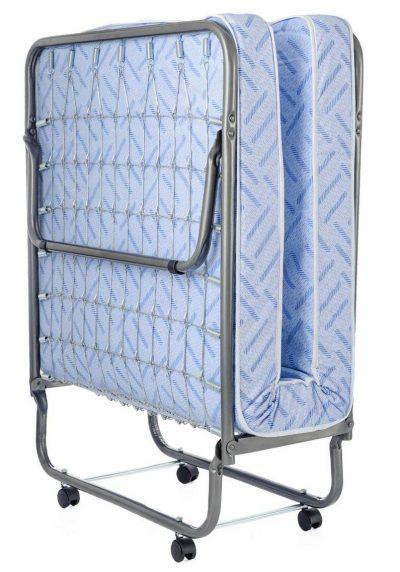 Cama plegable liviana con colchón Milliard - Tamaño de cuna: 74 por 31 pulgadas