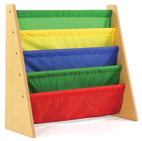 Tot Tutors Estantería de almacenamiento para libros para niños - Estantes para libros para niños