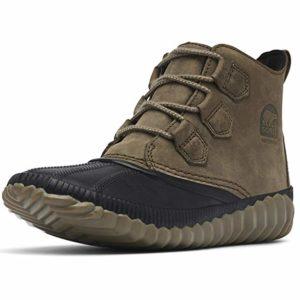 Zapatos de senderismo impermeables