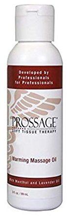 Aceite de Masaje Calentador Prossage Soft Tissue Therapy